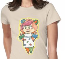 Cind Stitches Cosplay Chibi Womens Fitted T-Shirt
