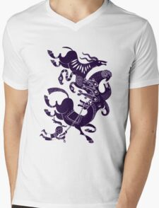 It's Just My Imagination Running Away With Me Mens V-Neck T-Shirt