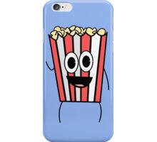 Pop Corn Box iPhone Case/Skin