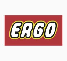 ERGO by Customize My Minifig by ChilleeW