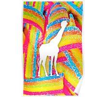 Joe Sugg Giraffe! ThatcherJoe's Neck... Poster
