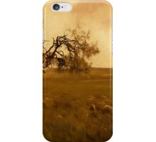 Gold Tree iPhone Case/Skin