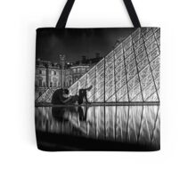 65 Pyramid and Love Tote Bag