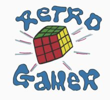 Retro Gamer Kids Clothes