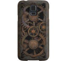 Infernal Steampunk Gears alternate version Samsung Galaxy Case/Skin