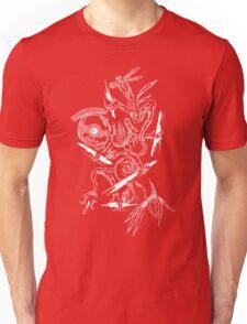 Pets I will not own - Chameleon Unisex T-Shirt