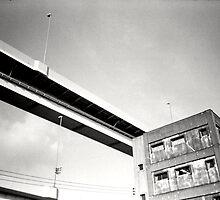 Expressway, Yokohama Japan by Jordi Vollom
