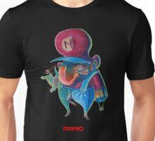 Mario - Super Mario bros 2 Nintendo Unisex T-Shirt