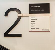 63 Etage 2 by Shirley Steel