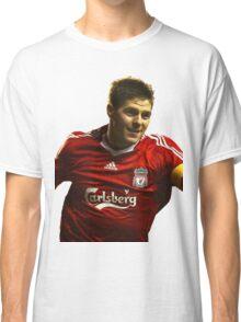 steven gerrard goal Classic T-Shirt