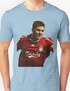 steven gerrard goal Unisex T-Shirt