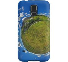 SlieveLeague from the Banks of the Glen River, near Carrick Samsung Galaxy Case/Skin