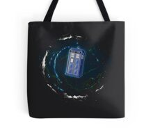 Space and Time and the Universe Tote Bag