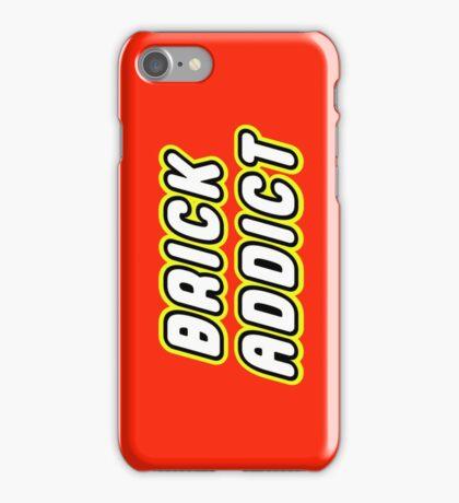 BRICK ADDICT  iPhone Case/Skin