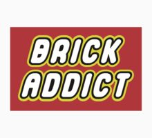 BRICK ADDICT  by Customize My Minifig