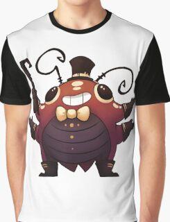 Showbeetle Graphic T-Shirt