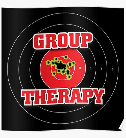 Group Therapy Poster