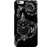 Pets I will not own - Owl iPhone Case/Skin