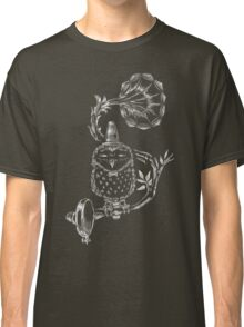 Pets I will not own - Owl Classic T-Shirt