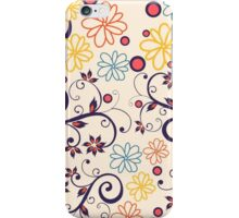 Simple touch iPhone Case/Skin