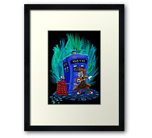 Doctor TenTom Framed Print