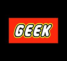GEEK by Customize My Minifig