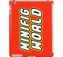 MINIFIG WORLD iPad Case/Skin