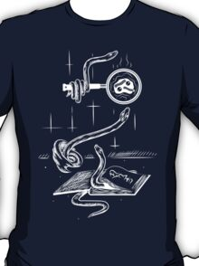 Pets I will not own - Snakes T-Shirt