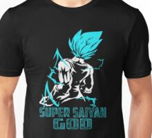 Super SaiYan God Unisex T-Shirt
