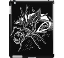 Pets I will not own - Tarantula iPad Case/Skin