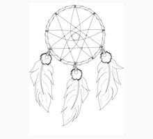 Dream Catcher For the Meek Kids Tee