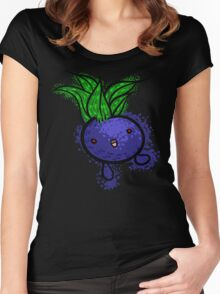 Pokemon - Oddish Women's Fitted Scoop T-Shirt