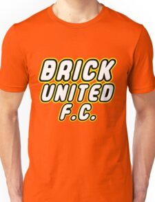 BRICK UNITED FC, Customize My Minifig Unisex T-Shirt