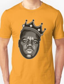Notorious Biggie King Crown Unisex T-Shirt