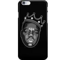 Notorious Biggie King Crown iPhone Case/Skin