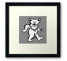 Grateful Dead Happy Bear Framed Print