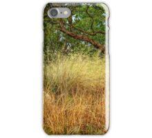 Winter grass iPhone Case/Skin