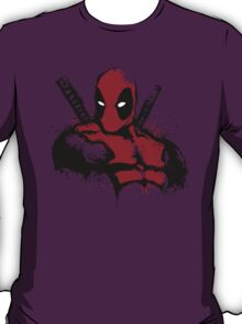 The Merc in Red T-Shirt