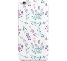Lavander scent iPhone Case/Skin
