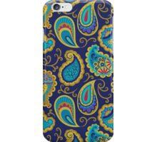 Elegant paisley iPhone Case/Skin