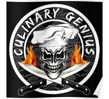 Skull Chef 1: Culinary Genius 2 Poster