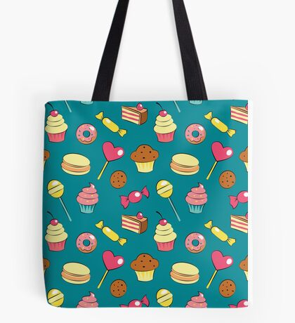 Candyland Tote Bag