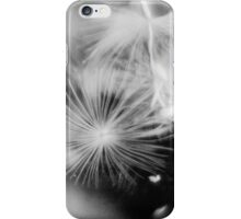 untitled in grey, part 3 iPhone Case/Skin