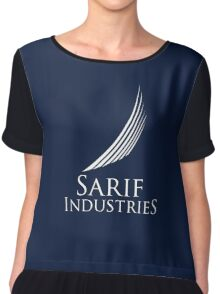 Sarif Industries  Chiffon Top