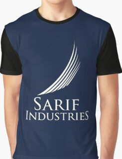 Sarif Industries  Graphic T-Shirt