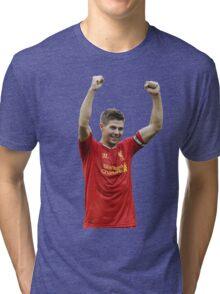 steven gerrard Tri-blend T-Shirt