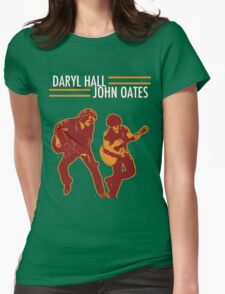DARYL HALL AND JOHN OATES TOUR 2016 Womens Fitted T-Shirt
