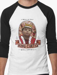 King Curtis Men's Baseball ¾ T-Shirt