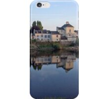 Vienne River, Chinon, France iPhone Case/Skin