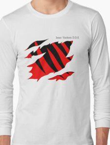Kane alter ego, wrestling Long Sleeve T-Shirt
